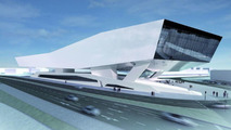 New Porsche Museum is Taking Shape