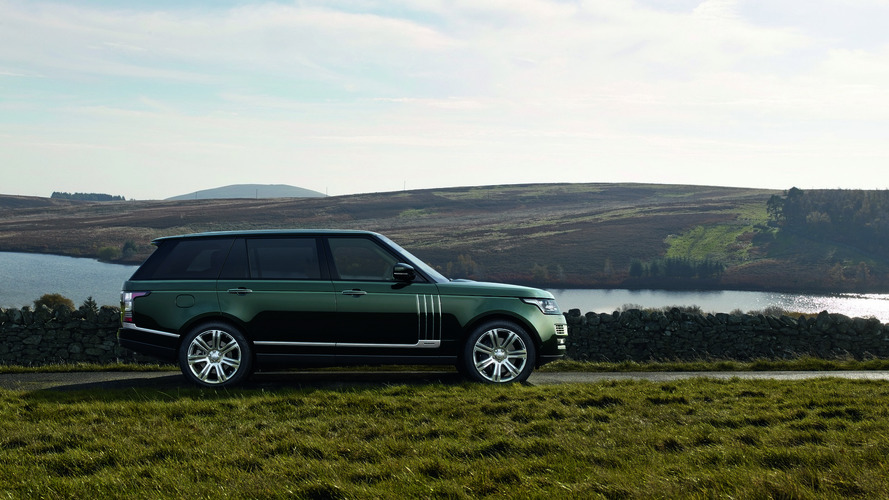 Holland & Holland Range Rover coming to America