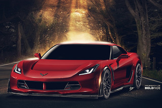 Report Says Mid-Engine Corvette to Replace C7 in Late 2018