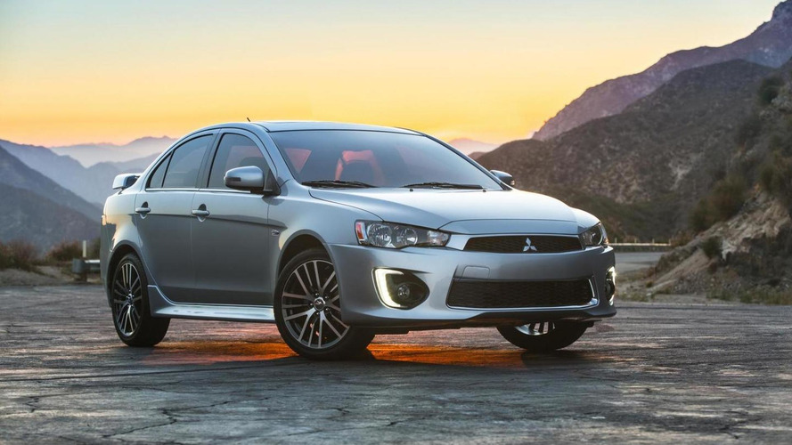2016 Mitsubishi Lancer facelift unveiled [video]