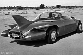 The 1956 Firebird II: A Car Ahead Of Our Time
