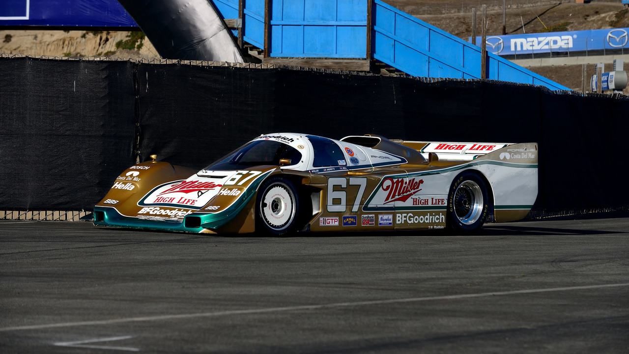 1989 Porsche 962 Auction