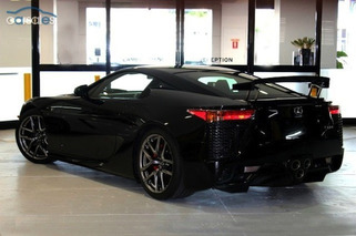 $1M Lexus LFA For Sale Down Under