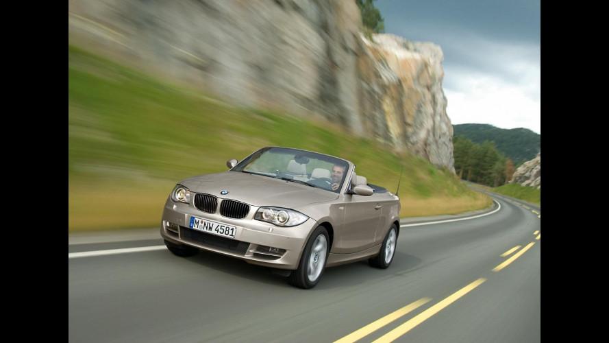 BMW Serie 1 a quota 1 milione