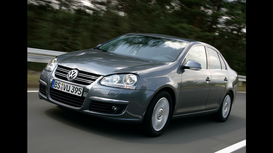 Volkswagen Jetta model year 2009