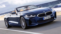 BMW 8 Series Coupe / Cabrio Rendering