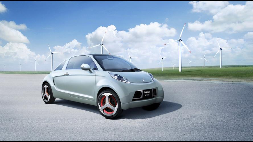 Mitsubishi MiEV Sport e Concept-ZT