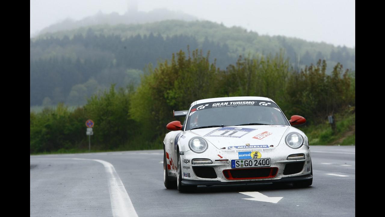 Porsche 911 GT3 RS al Nurburgring