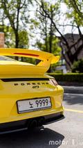 KVC - Porsche 911 GT3 à Séoul
