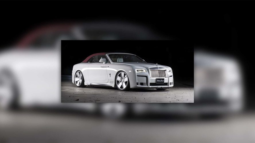 Rolls-Royce Dawn by Wald Sports Line Black Bison Edition