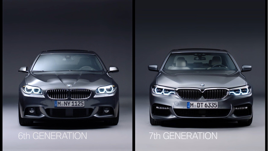 BMW Série 5 G30, o novo, é melhor que o F10, o anterior? - Veja vídeo