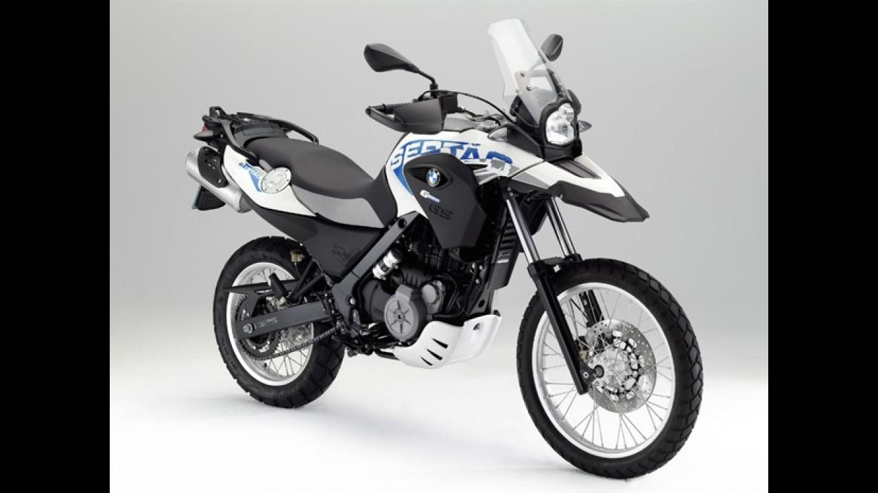 Recall: BMW convoca 3.470 unidades das motos G 650 GS e G 650 GS Sertão