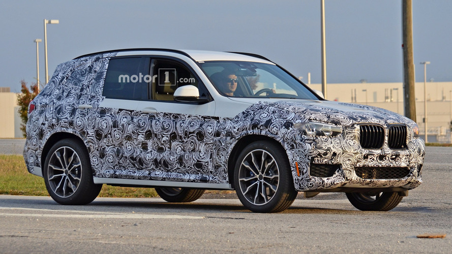 2018 BMW X3 looks familiar, but slightly bigger