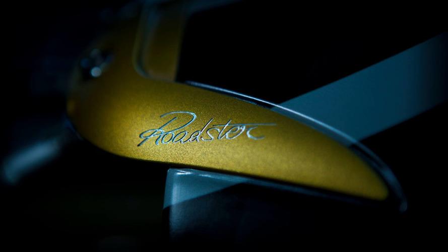 Nouvelle image pour la Pagani Huayra Roadster