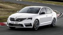 2017 Skoda Octavia RS facelift
