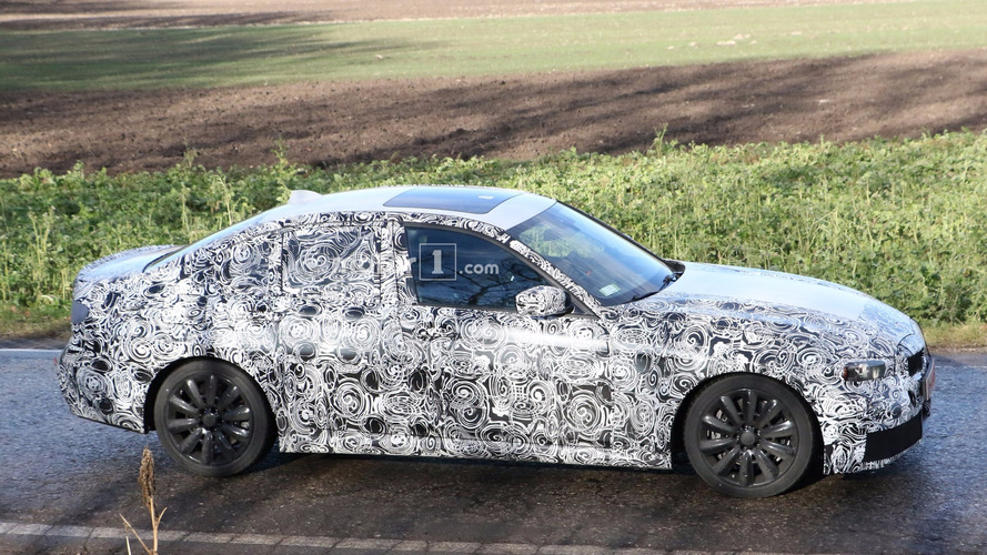 2018 bmw three series. Delighful Series 2018 BMW 3 Series M Sport Spy Photo  Intended Bmw Three Series W