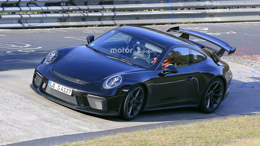 Porsche Cayman GT4 RS gerçekten geliyor mu?