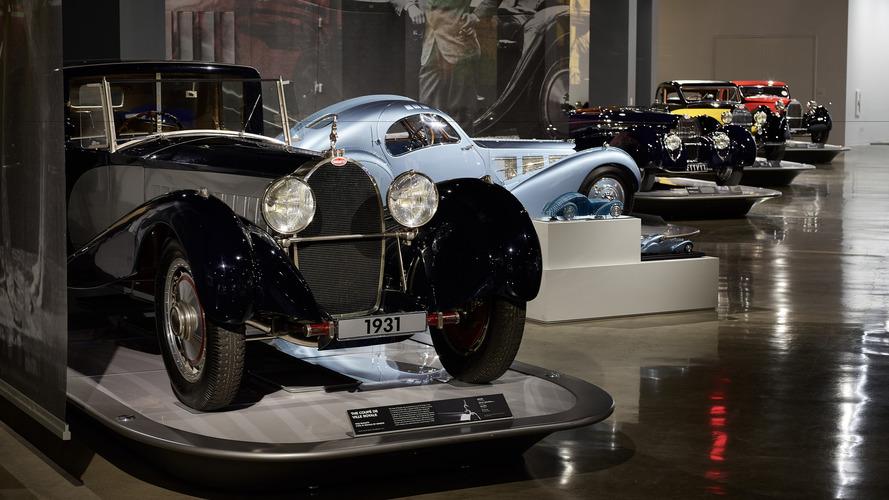 Une exposition en l'honneur de Bugatti au Musée Petersen de Los Angeles