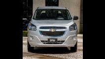 Chevrolet Spin 2016 ganha novos itens e câmbio automático atualizado