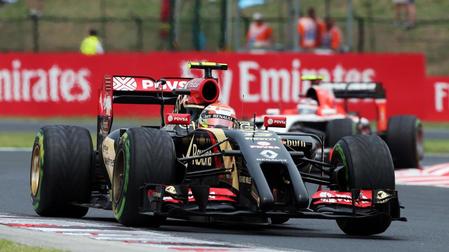 Lotus, Williams swapped F1 fortunes in 2014