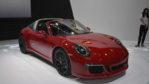 Porsche 911 Targa 4 GTS live at NAIAS