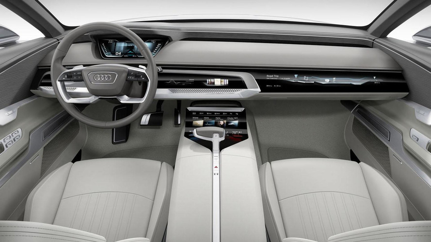 Audi is preparing for a buttonless future