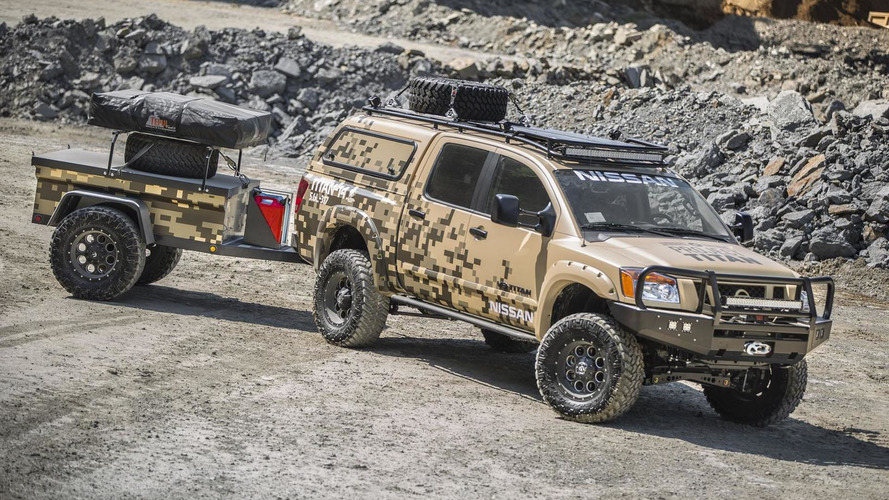 Nissan Project Titan unveiled