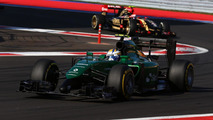 Caterham and 'Manor' on 2015 entry list