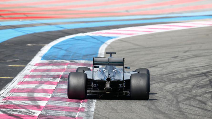 Los F1 pasarán a 340 km/h por la curva de Signes en Paul Ricard,