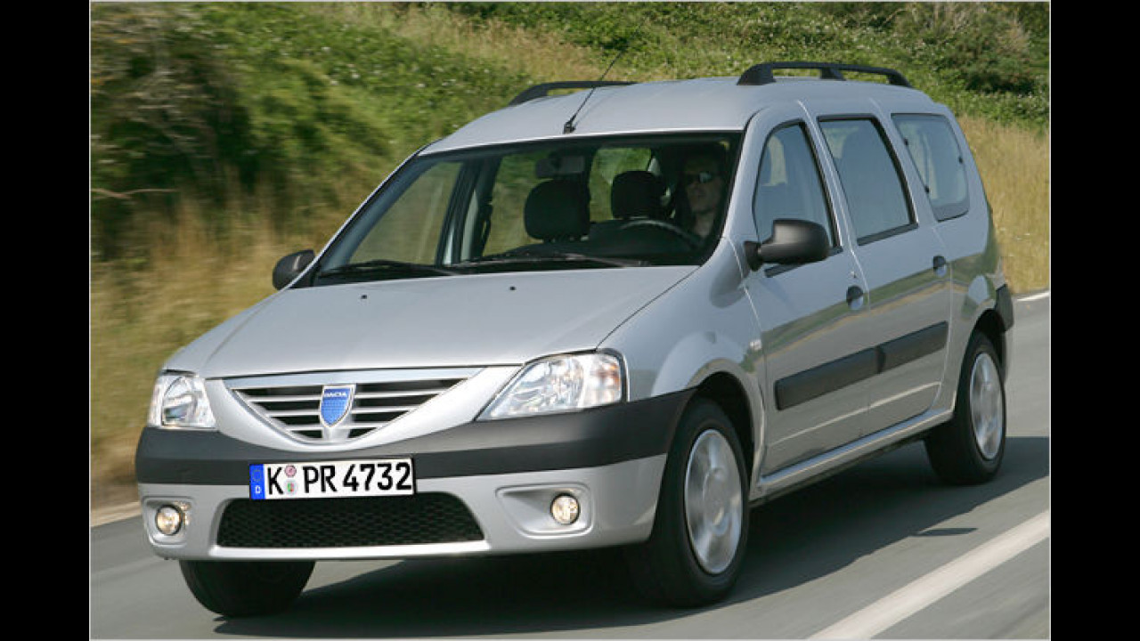 Dacia Logan Kombi 1.5 dCi Ambiance