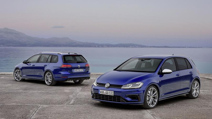 PHOTOS - La nouvelle Volkswagen Golf R en détail