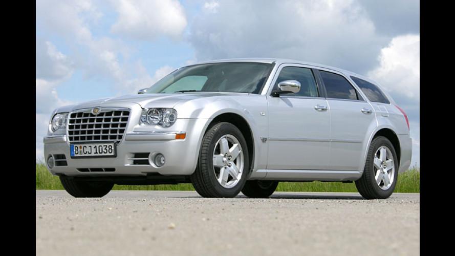 Chrysler 300C Touring 5.7 V8 AWD: American Grill