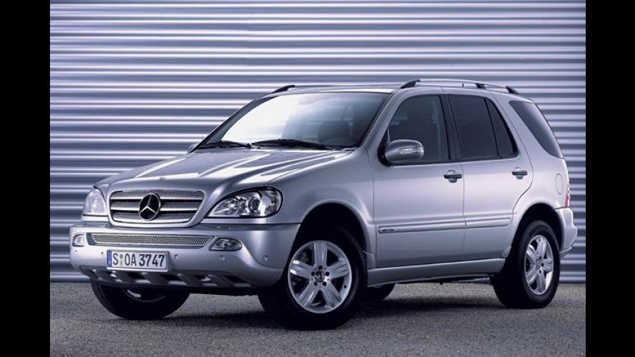 Mercedes M-Klasse: Final Edition ab 43.848 Euro