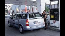 Drittes Erdgas-Auto