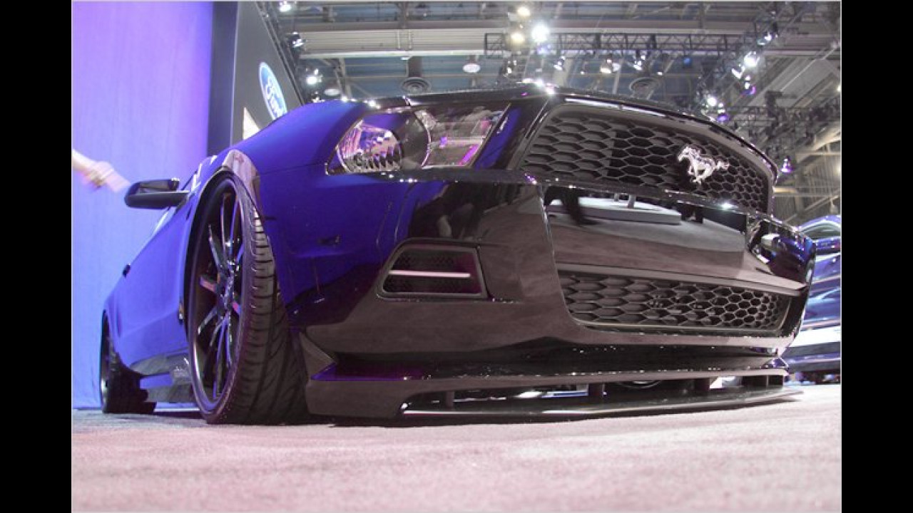 Ford Mustang by Mobsteel