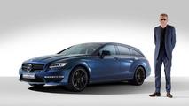 Mercedes-Benz CLS 63 AMG Shooting Brake by Spencer Hart revealed