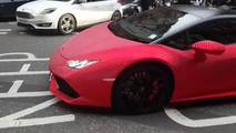 Lamborghini Huracán cristales Swarovski