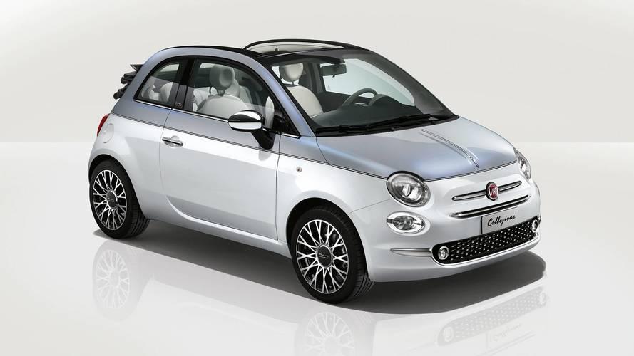 2018 Fiat 500 Collezione