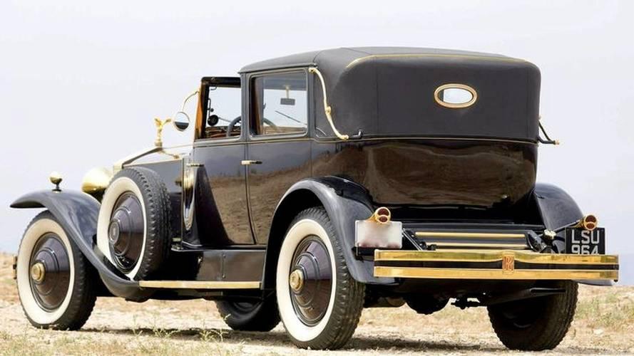 Un precioso Rolls-Royce Phantom II, de 1931, que puede ser tuyo