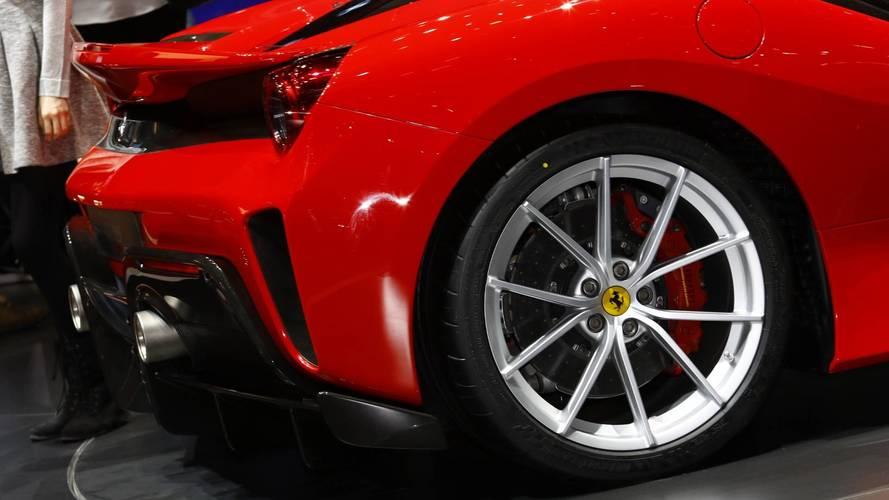 Ferrari 488 Pista, yola özel Michelin'ler ile tutunacak