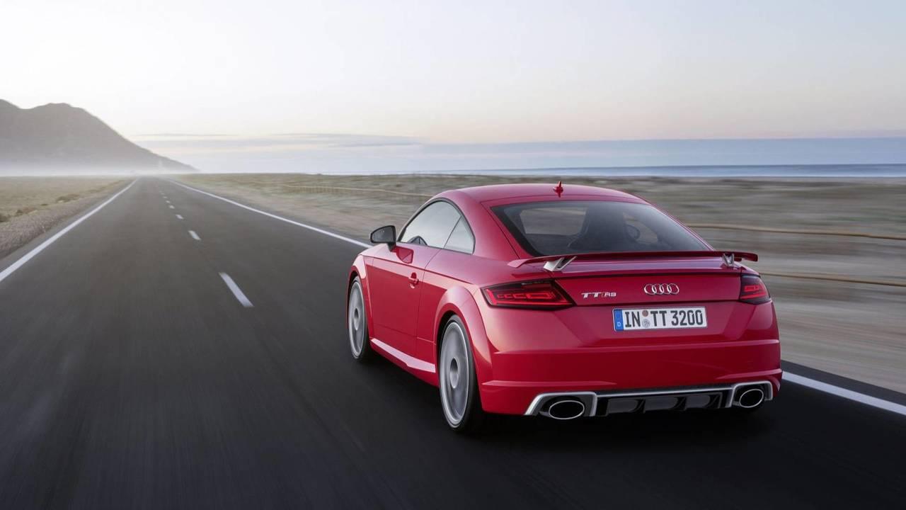 Audi TTRS (2016)