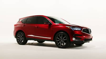 2019 Acura RDX Prototype Packs More Power, More Luxury