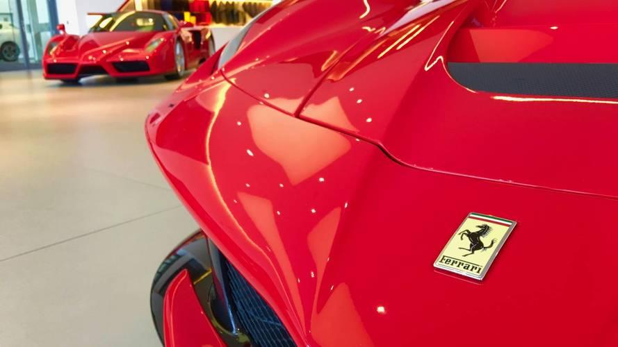 The origin of Ferrari's prancing horse
