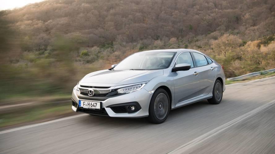 Honda Civic modelleri Mayıs ayında da avantajlı