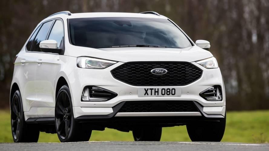 Ford Edge 2019 facelift - Europa