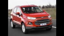 Ford EcoSport passa por recall por falha na fiação dos airbags