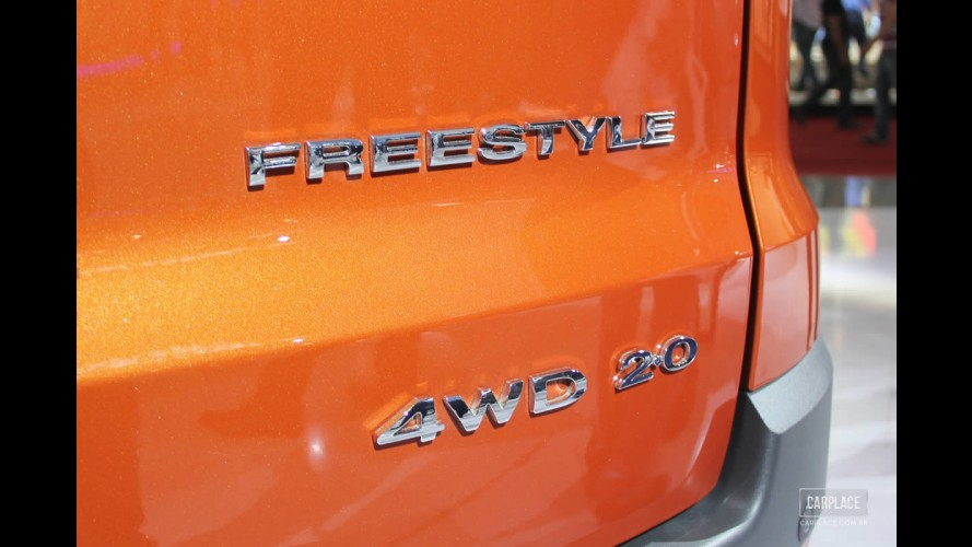 Ford lança Novo EcoSport 4WD com preço inicial de R$ 66.090 e PowerShift por R$ 63.390