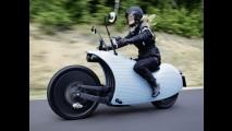 Conheça a nova Johammer elétrica, a moto caracol