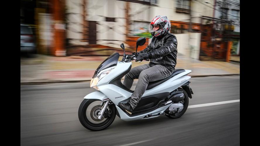 Vendas de scooters crescem 31,8% no primeiro semestre - PCX 150 é destaque