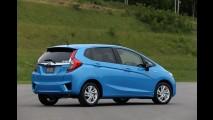 Honda já mostra novo Fit 2015 no Brasil - veja os itens da versão EX
